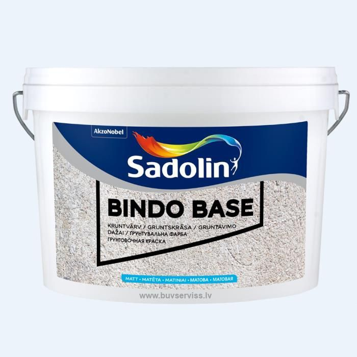 Sadolin BINDO BASE 10l gruntsk