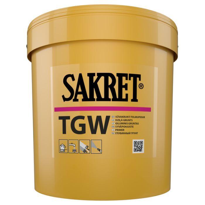 Sakret dziļuma grunts TGW 5 L